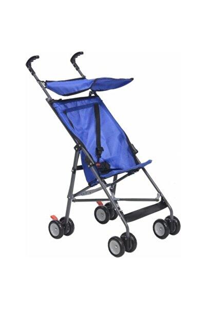 ALDEBA Pratik Baston Bebek Arabası  Mavi 3020