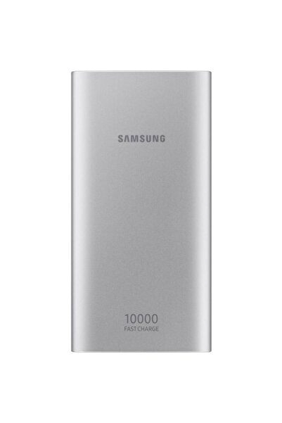 Samsung 10.000 mAh Taşınabilir Hızlı Şarj Cihazı (Gümüş) Type-C