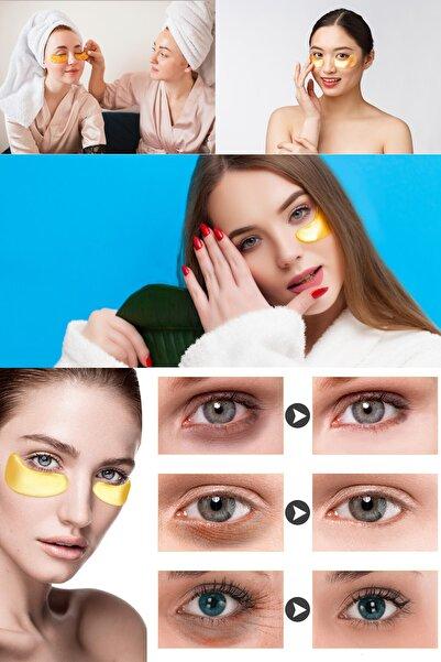 xolo Gözaltı Altın Maske 10 Adet Kolajen Maske Gözaltı Morluk Gold Collagen 10 Adet 8297415579339