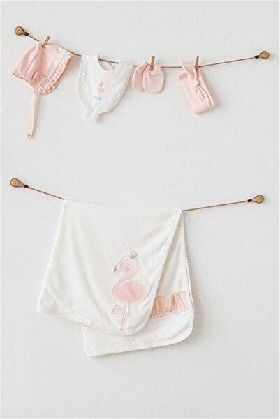 Flamingo Kız Bebek 10'lu Hastane Çıkış Seti Ac20211