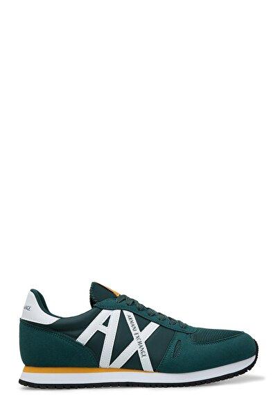 Armani Exchange Erkek Yeşil Ayakkabı