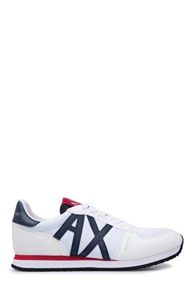 Armani Exchange Erkek Beyaz Ayakkabı