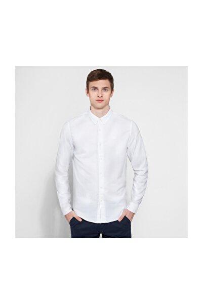 Timberland Beyaz Erkek Gömlek A13XCA94