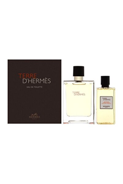 Hermes Terre D Edt 100 Ml Erkek Parfüm Seti