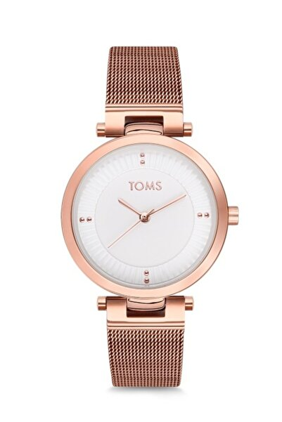 Toms Kadın Gold Kol Saati T81616c-812-c