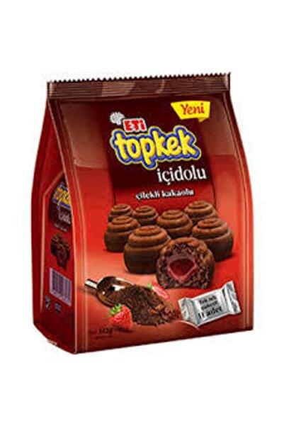 Eti Topkek İçidolu Çilekli Kakaolu 143 gr