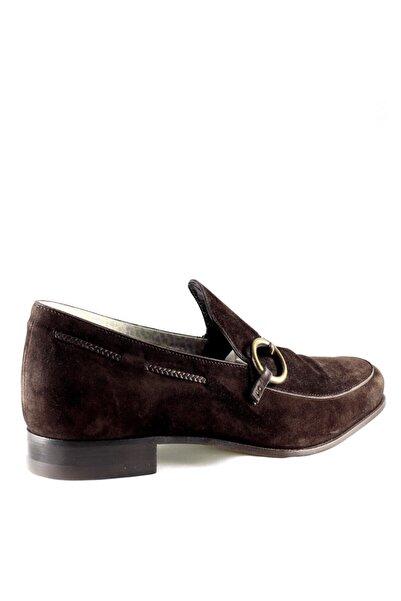 Cesare Paciotti Erkek Kahverengi Loafer Ayakkabı 43020