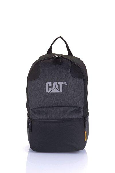 Caterpillar Yeni Cat Sırt Çantası 83782-369 Koyu Gri / Siyah