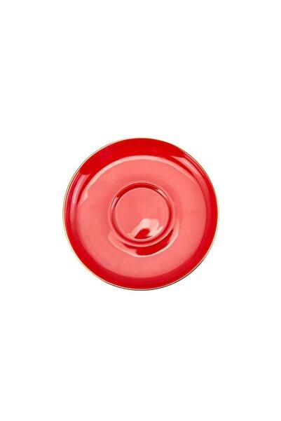 Kırmızı Kıymet 6'lı Kahve Fincan Takımı