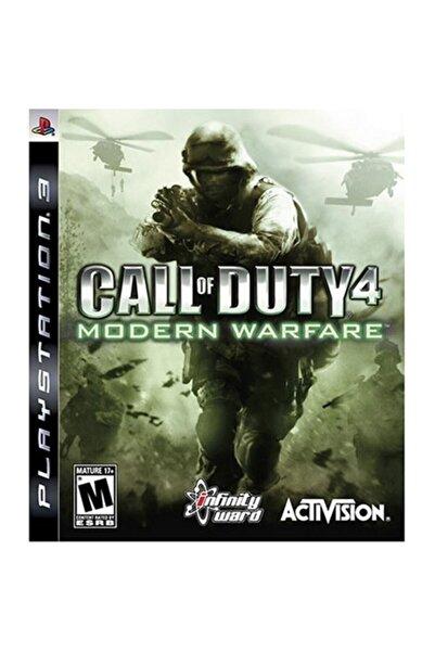ACTIVISION Call Of Duty 4 Modern Warfare Ps3