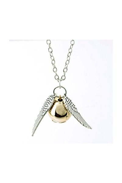 Chavin Harry Potter The Golden Snitch Pendent Kolye dy44sr