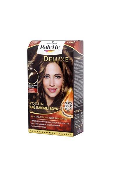 Deluxe Saç Boyası 6-4 Kaşmir Kumral