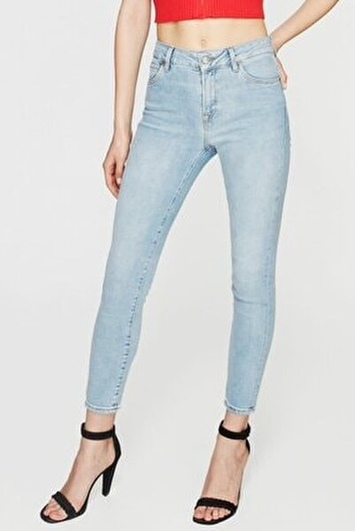 Kadın Tess Vintage Jean 100328-22253