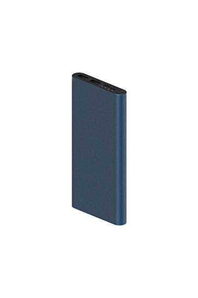 Xiaomi Mi 10000mAh Type-C Grişili Hızlı Şarj Destekli Taşınabilir Powerbank Gümüş
