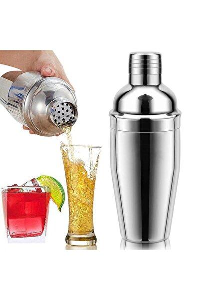 Leva House Çelik Kokteyl Shaker Biradlı 500 Cl