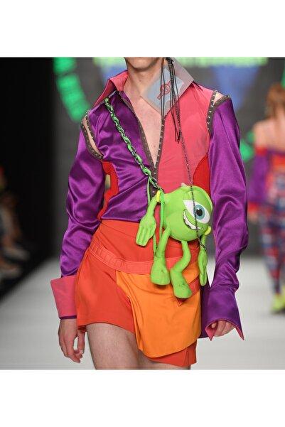 Futuristiklover Kadın Yeşil Çanta