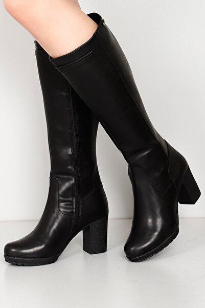 Siyah Kadın  Çizme 20536