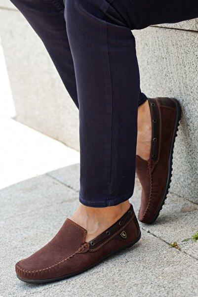 MUGGO Kahverengi Günlük Ayakkabı M3473