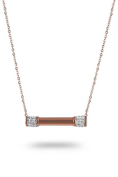 Toms Jewelry Kadın Çelik Kolye TMJ30027-127-C