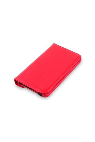 """ADDISON Smg-Tab3-01 10.1"""" Kırmızı Samsung Galaxy Tab3 Tablet Pc Kılıfı"""