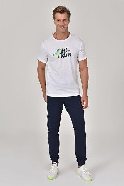 bilcee Beyaz Erkek T-shirt  GS-8815