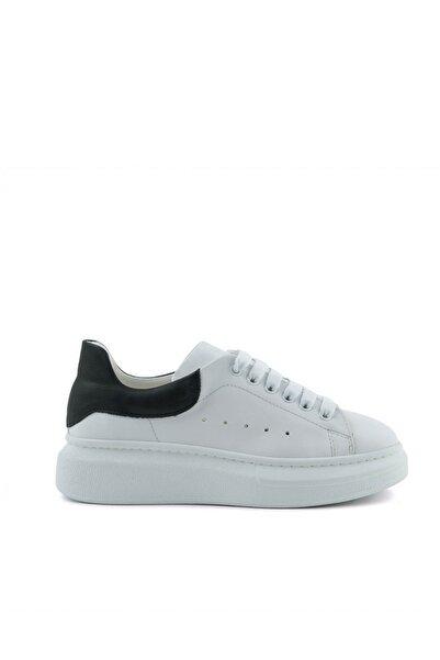 Tanca Beyaz-Siyah Kadın Sneaker  201Tck373 48