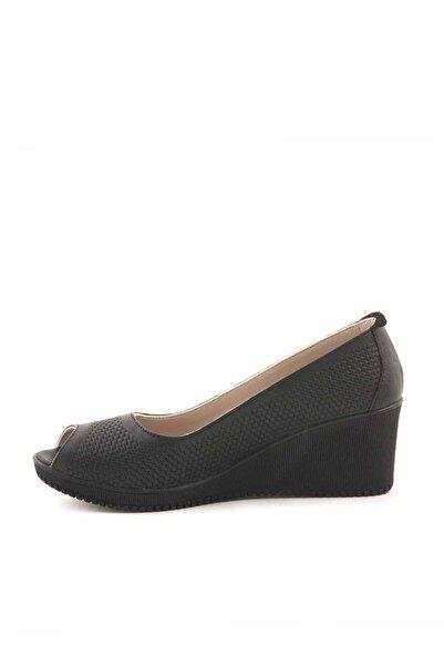 Tanca Siyah Kadın Casual Ayakkabı  201Tck763 Sosa