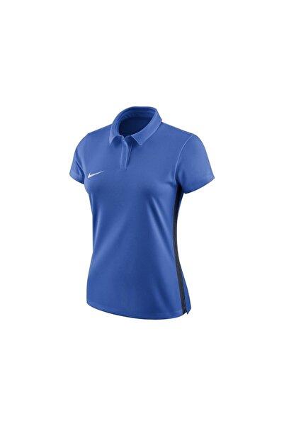 Nike Kadın Mavi Polo Yaka Tişört 899986-463