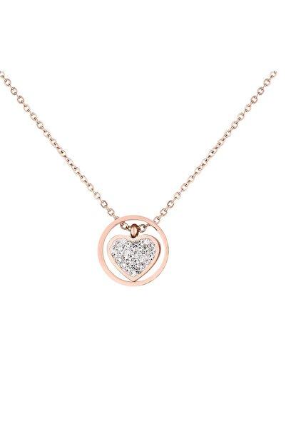 Toms Jewelry TMJ30126-226-C Kadın Çelik Kolye