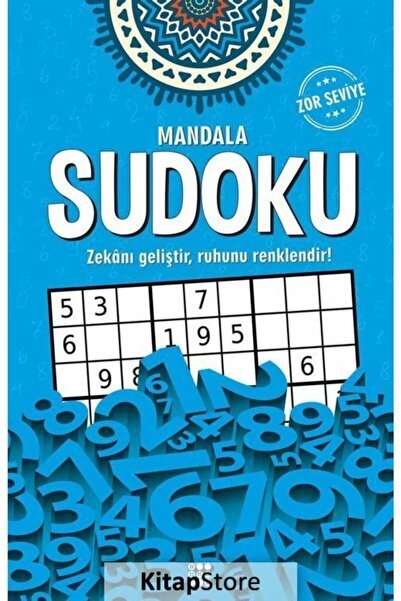 Mandala Sudoku / Zor Seviye