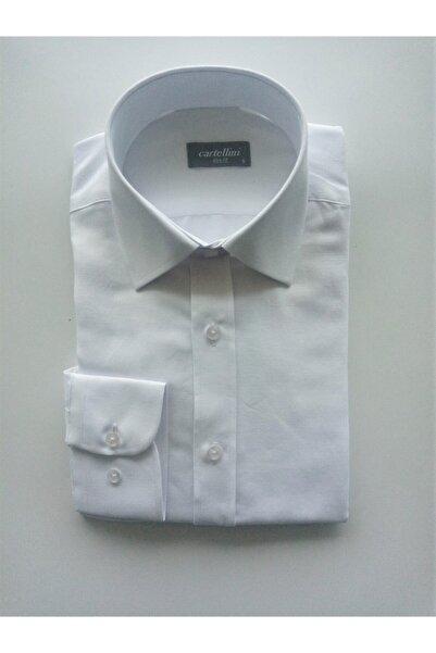 Slim Fit Uzun Kollu Erkek Gömlek 9274s
