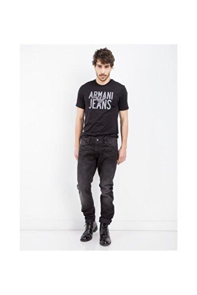 Armani Jeans Armanı Jeans Siyah Erkek Pantolon