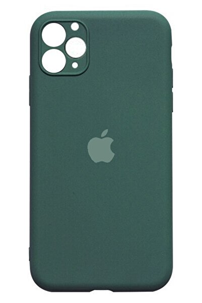 Joyroom Apple Iphone 11 Pro Max Lansman Kılıf - Çam Yeşili