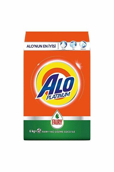 Alo Platinum Toz Çamaşır Deterjanı Fairy Etkili 6 Kg