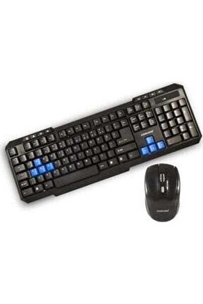 Wireless Kablosuz Klavye Mouse Set C-50