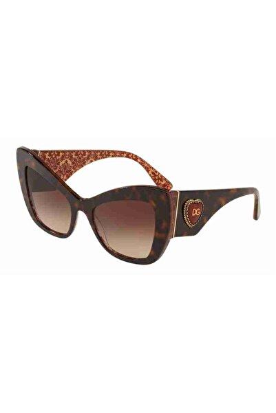 Dolce & Gabbana Dg 4349 320413 54 G Ekartman Kadın Güneş Gözlüğü