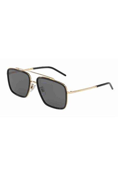 Dolce & Gabbana Dg 2220 02/81 57 G Ekartman Unisex Güneş Gözlüğü