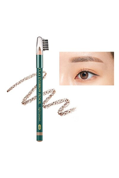 Missha Clay Eyebrow Pencil [Light Brown]