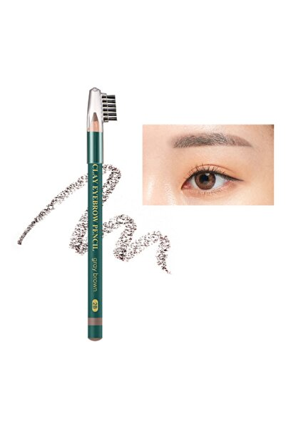 Missha Clay Eyebrow Pencil [Gray Brown]