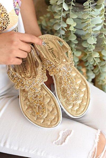 Kadın Dore Sandalet