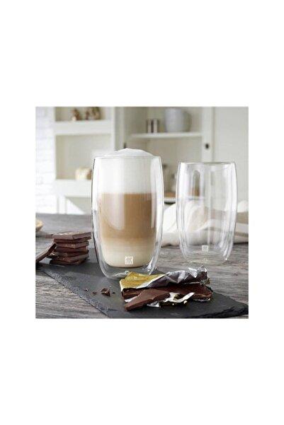 ZWILLING 395000780 Çift Camlı Latte Macchiato   2'li