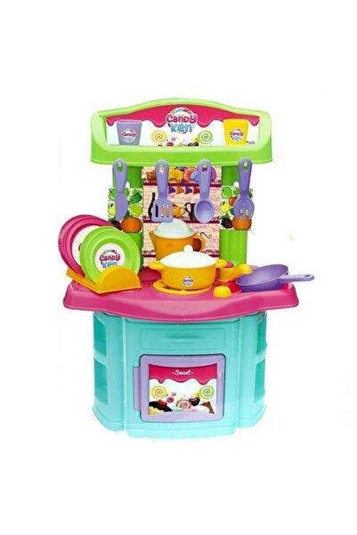 Disney Frozen Lisanslı Candy Oyuncak Mutfak Seti Büyük Boy Şef Mutfak Set