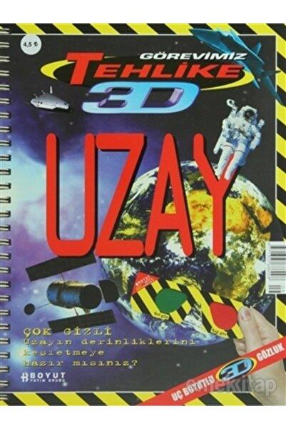 Boyut Yayın Grubu 3d Çocuk Dergisi - Uzay