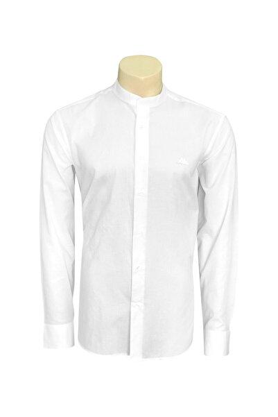 Kappa Rdk Gömlek Kıchı Beyaz