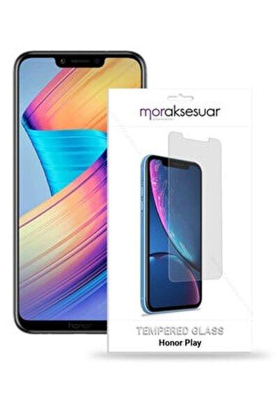 Huawei Play Uyumlu Temperli Kırılmaz Cam Ekran Koruyucu Sert