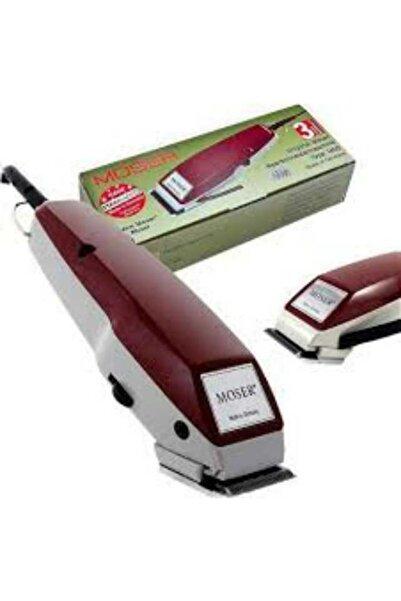 Moser 1400-0050 Profesyonel Saç Sakal Kesme Makinesi, Alman Malı 2 Yıl Garantili