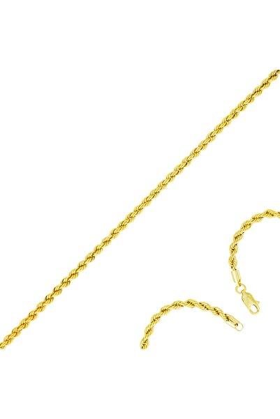 Tuğrul Kuyumculuk 14 Ayar Altın Pullu Zincir T049595