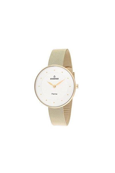 Essence Kadın Altın Renk Kol Saati D896.110hsr