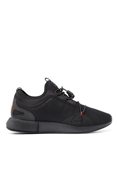 Slazenger Tımmy Aqua Erkek Ayakkabı Siyah