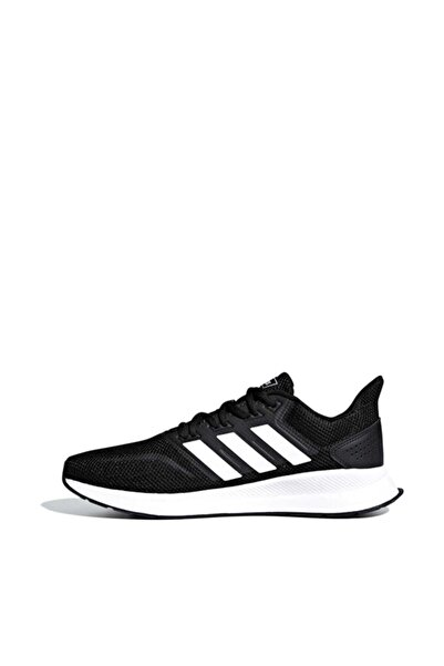 F36199-E adidas Runfalcon Erkek Spor Ayakkabı Siyah